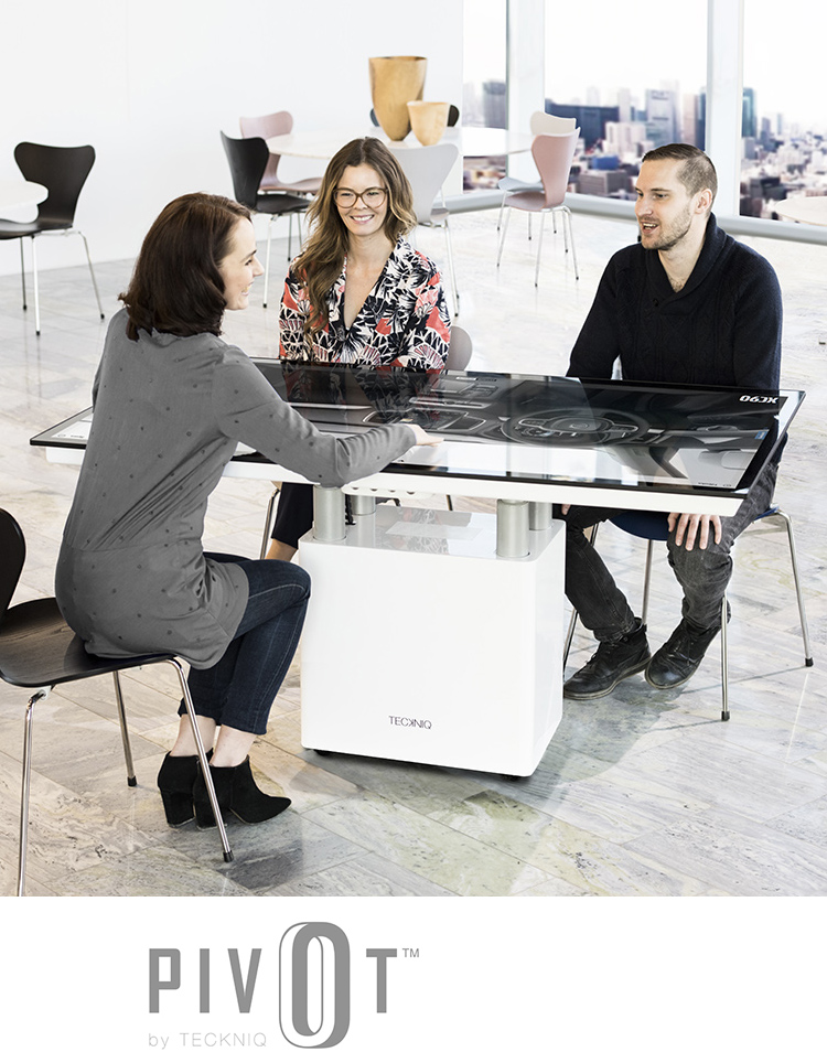 PIVOT Touch Table